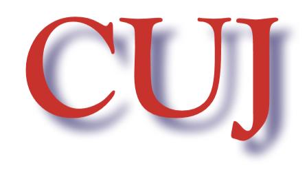 CUJ Logo
