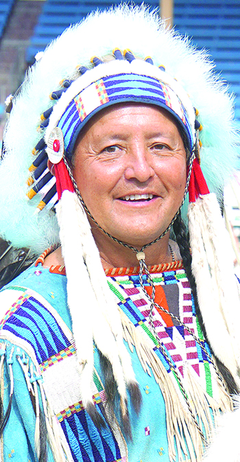 Chief Don Sampson
