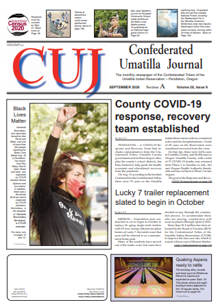 Cover of the Aug 2020 CUJ