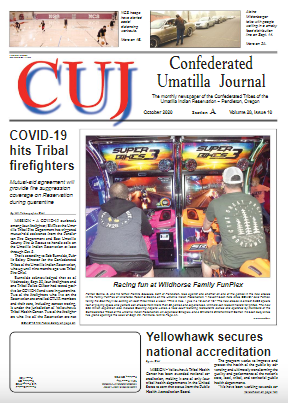 Cover of the Oct 2020 CUJ